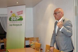 Robert Fürer VR Präsident der thurmed Gruppe